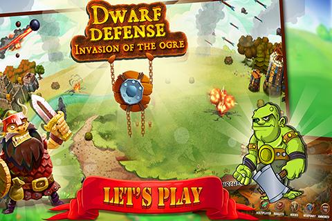 Dwarf Defense Ekran Görüntüleri - 4
