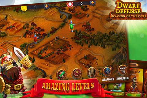 Dwarf Defense Ekran Görüntüleri - 3