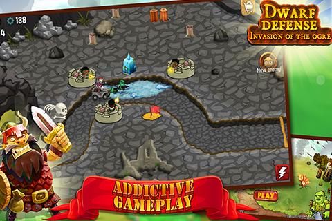 Dwarf Defense Ekran Görüntüleri - 1