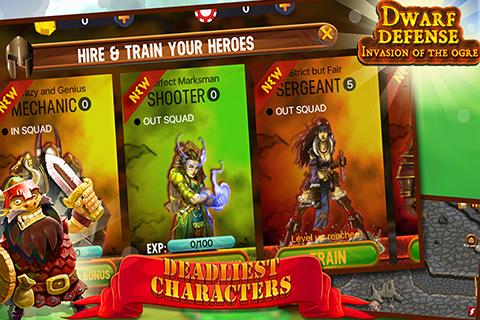Dwarf Defense Ekran Görüntüleri - 2