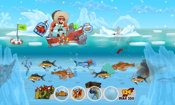 Dynamite Fishing World Games Ekran Görüntüleri - 4
