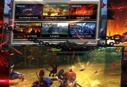 Dynasty Dragons: Warriors SRPG Ekran Görüntüleri - 2
