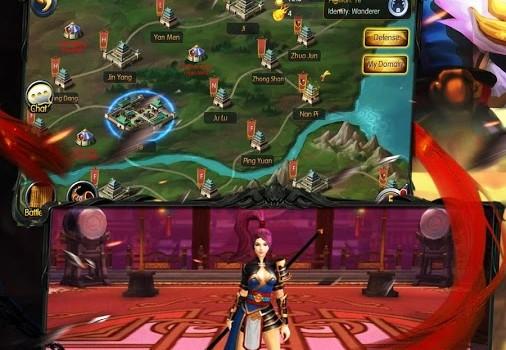 Dynasty Dragons: Warriors SRPG Ekran Görüntüleri - 4