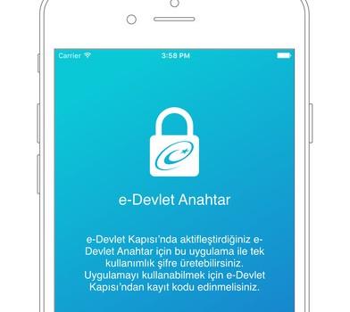e-Devlet Anahtar Ekran Görüntüleri - 3