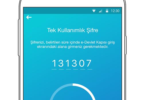 e-Devlet Anahtar Ekran Görüntüleri - 1