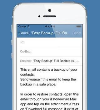 Easy Backup Ekran Görüntüleri - 2
