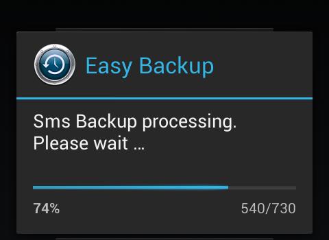 Easy Backup Ekran Görüntüleri - 1