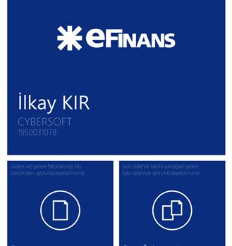 eFinans Mobil Ekran Görüntüleri - 2