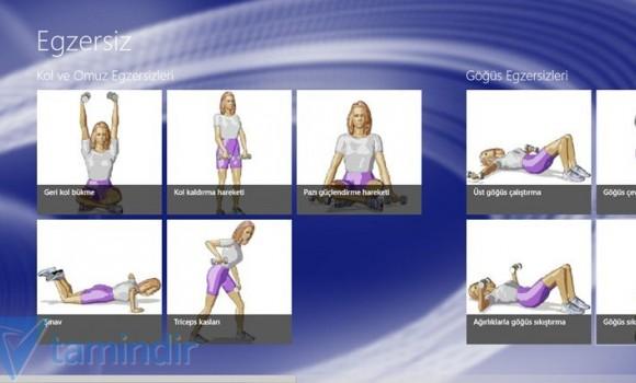 Egzersiz Ekran Görüntüleri - 2