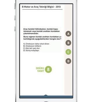 EhliyetApp Ekran Görüntüleri - 1