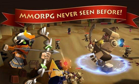 Elements: Epic Heroes Ekran Görüntüleri - 3
