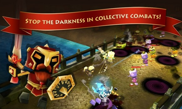 Elements: Epic Heroes Ekran Görüntüleri - 2