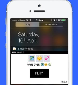 Emoji Game Widget Ekran Görüntüleri - 2