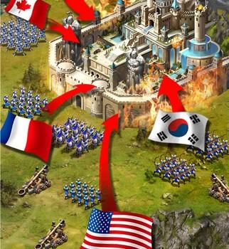 Empire War: Age of Heroes Ekran Görüntüleri - 5