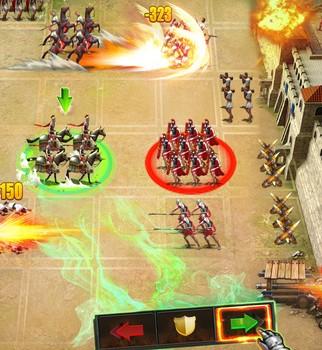 Empire War: Age of Heroes Ekran Görüntüleri - 4