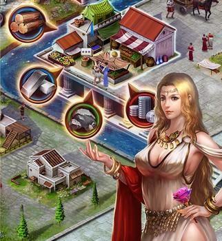 Empire War: Age of Heroes Ekran Görüntüleri - 1
