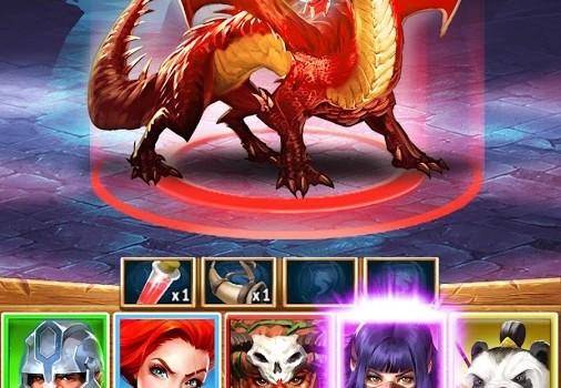 Empires & Puzzles: RPG Quest Ekran Görüntüleri - 5