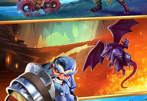 Empires & Puzzles: RPG Quest Ekran Görüntüleri - 2