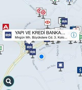 En Yakın ATM Ekran Görüntüleri - 3