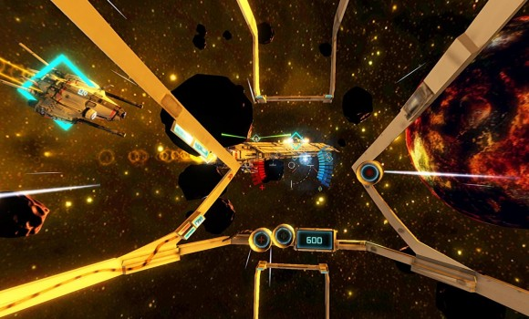 End Space VR Ekran Görüntüleri - 3