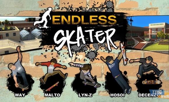 Endless Skater Ekran Görüntüleri - 3