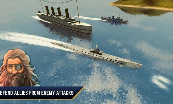 Enemy Waters Ekran Görüntüleri - 3