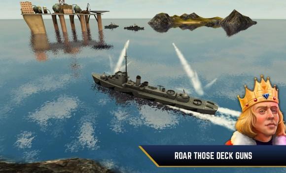 Enemy Waters Ekran Görüntüleri - 2