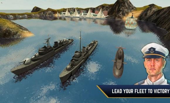 Enemy Waters Ekran Görüntüleri - 1
