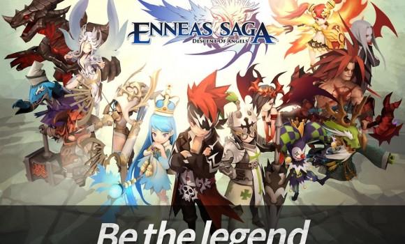 Enneas Saga Ekran Görüntüleri - 4