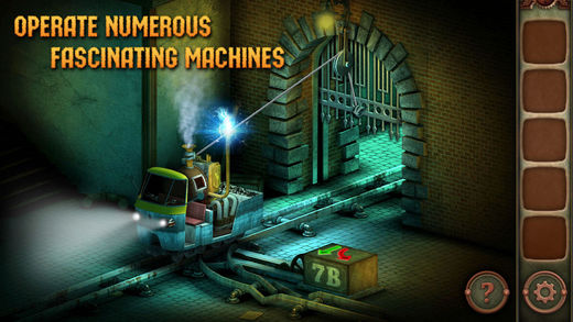 Escape Machine City Ekran Görüntüleri - 4