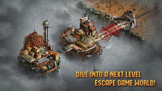 Escape Machine City Ekran Görüntüleri - 1