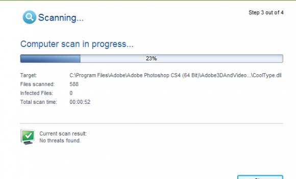 ESET Online Scanner Ekran Görüntüleri - 2