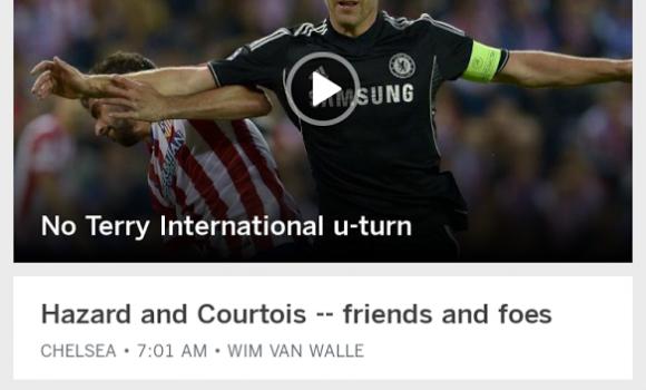 ESPN FC Football & World Cup Ekran Görüntüleri - 1