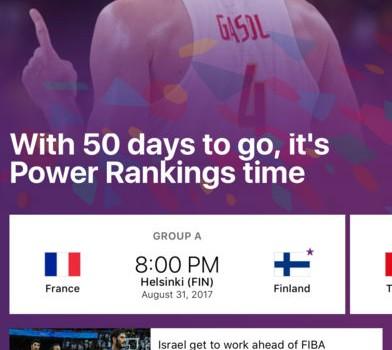 EuroBasket 2017 Ekran Görüntüleri - 1