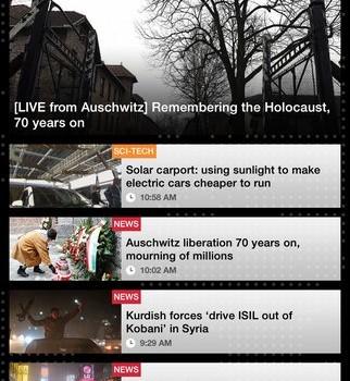 Euronews Ekran Görüntüleri - 1