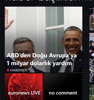 Euronews Ekran Görüntüleri - 5