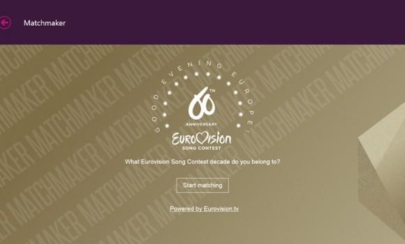 Eurovision Song Contest Ekran Görüntüleri - 2