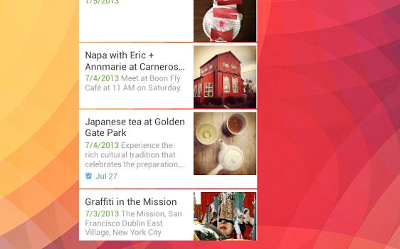 Evernote Widget Ekran Görüntüleri - 4