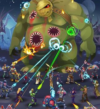Evolution: Heroes of Utopia Ekran Görüntüleri - 4