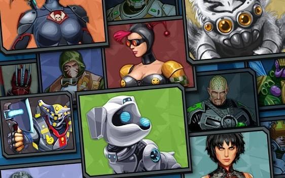 Evolution: Heroes of Utopia Ekran Görüntüleri - 2
