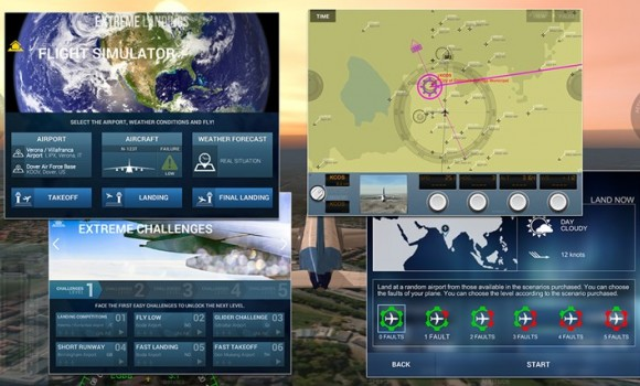 Extreme Landings Ekran Görüntüleri - 3