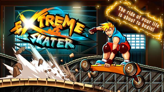 Extreme Skater Ekran Görüntüleri - 5