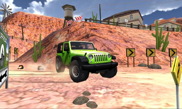 Extreme SUV Driving Simulator 3D Ekran Görüntüleri - 2