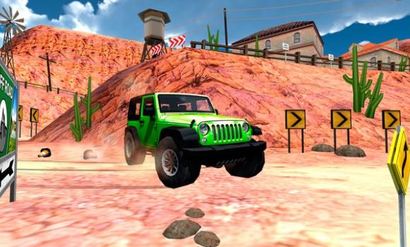 Extreme SUV Driving Simulator 3D Ekran Görüntüleri - 1