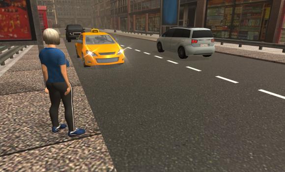 Extreme Taxi Sim 2017 Ekran Görüntüleri - 4
