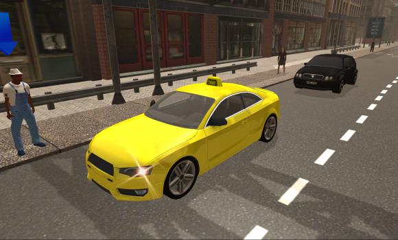 Extreme Taxi Sim 2017 Ekran Görüntüleri - 3