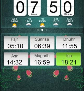 Ezan Vakti Ekran Görüntüleri - 4