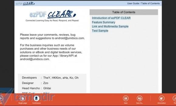 ezPDF Reader Ekran Görüntüleri - 2