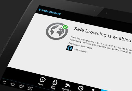 F-Secure SAFE Ekran Görüntüleri - 1
