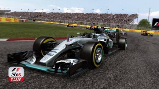 F1 2016 Ekran Görüntüleri - 3